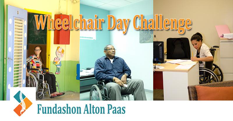 Wheelchair Day Challenge